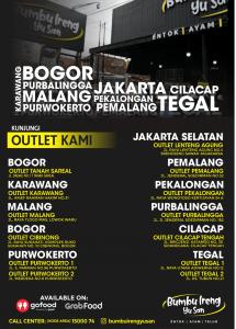 daftar outlet